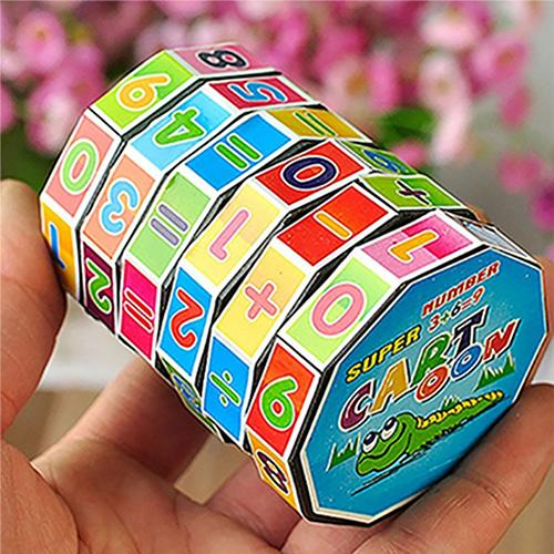 Children Kids Mathematics Arithmetic Toys Puzzle Education Learning Maths Toy Gift For School Home Nursery
