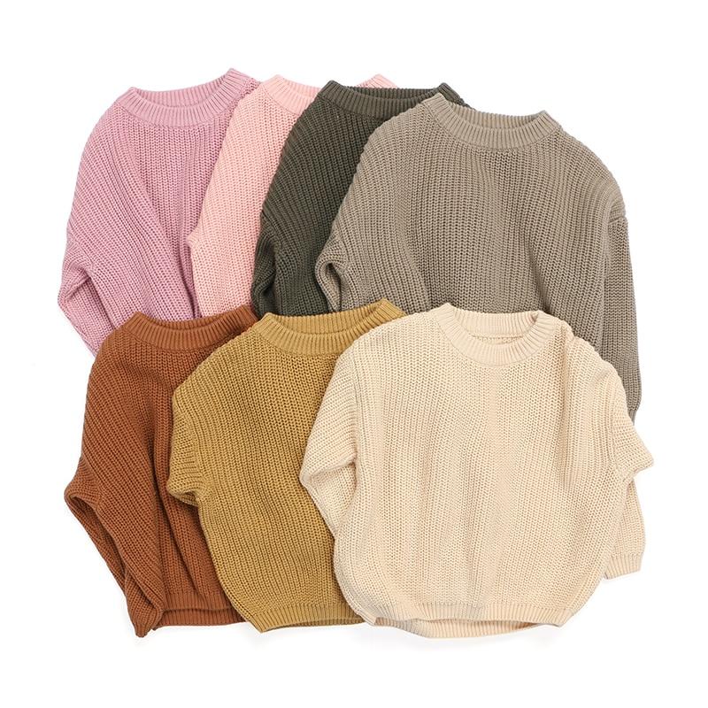 Kaiya Angel Toddler Girls Fleece Soft Warm Sweater 1-5Y Hot Girls Boutique Top Clothing Children Spring Autumn Winter Wear