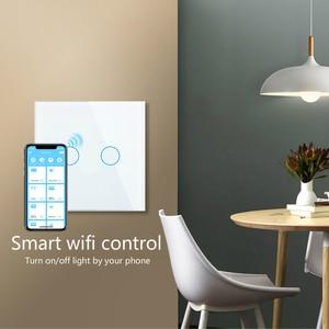 Image 2 - Livolo APP dokunmatik kontrol Zigbee wifi akıllı dokunmatik anahtarı, akıllı ev otomasyonu kablosuz echo,alexa,google ev kontrolü