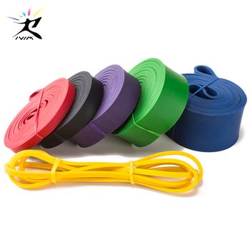Nowe opaski do ćwiczeń Fitness gumowe gumy do ćwiczeń zestaw taśm oporowych elastyczne do ćwiczeń sprzęt do ćwiczeń gumowe liny treningowe gimnastyczne Slim tanie i dobre opinie iVIM Unisex CN (pochodzenie) Do kompleksowych ćwiczeń sprawnościowych fifitness 0718 home fitness resistance bands