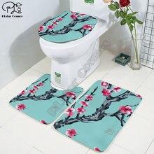 """Набор ковриков для ванной комнаты с 3d принтом """"Аризона"""