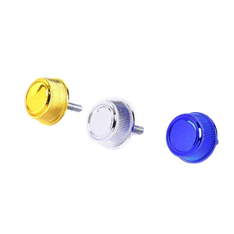 Vis à bascule en alliage, 1 pièce pour moulinets de pêche, couleur or/argent, accessoires de matériel de pêche