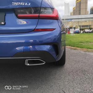 Image 4 - Yeni arka tampon Spoiler havalandırma kapağı BMW 3 serisi için 325LI G28 G20 2020