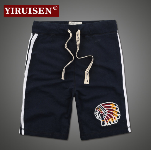 2020 Summer New Fashion Youth Casual Pants Pure Cotton Washing Pure Cotton Shorts Men's Casual Pants