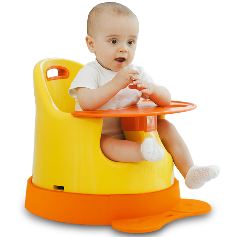 Kids Sofa Yellow Divano Bambino Kids Bedroom Decor Baby's Dining Chair Training Baby's Seat Estilo Nordico
