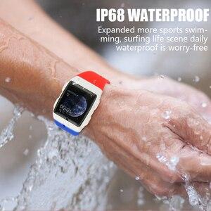 Image 5 - Cobrafly CR11 ילדים Smartwatch 1.3 אינץ כושר Tracker אופנה סטודנט צעיר צג עמיד למים ספורט שעונים עבור בני בנות