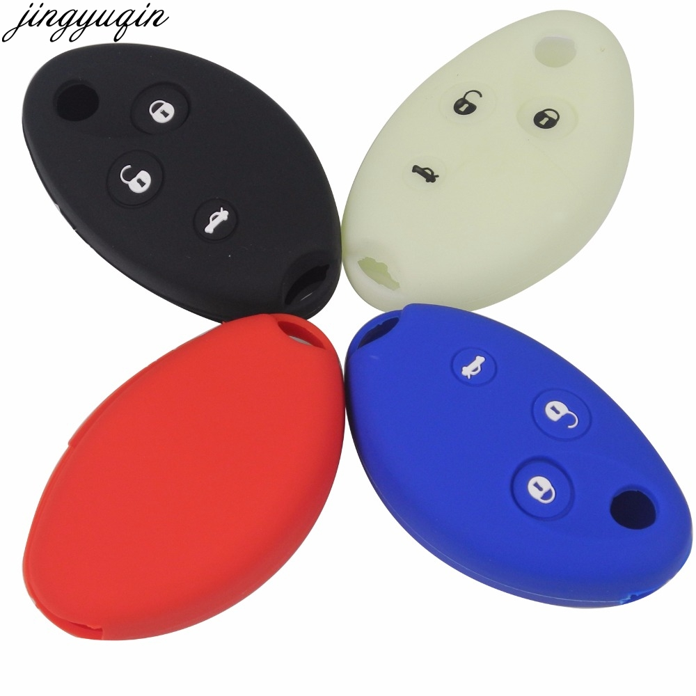 3 Buttons Remote Flid Folding Key Silicone Cover Case Fob For Citroen Xsara/C5 New Car-Styling