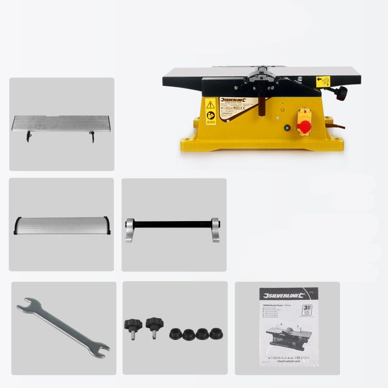 Multifunktionale Holzbearbeitung Hobel Tisch-art Holzbearbeitung Hobel Haushalt elektrische bench hobel