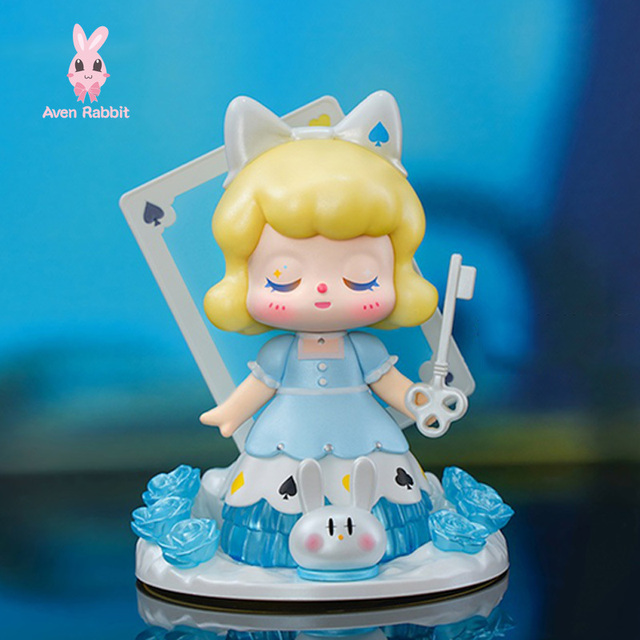 Blind Box Toys Magi Wonderland Blind Box Guess Bag Caja Ciega Blind Bag Toy Anime Figures Cute Model Girl Birthday Gift 1