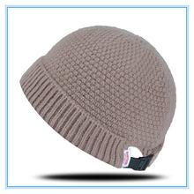 Модные мужские шапки однотонная шапка женские зимние теплые
