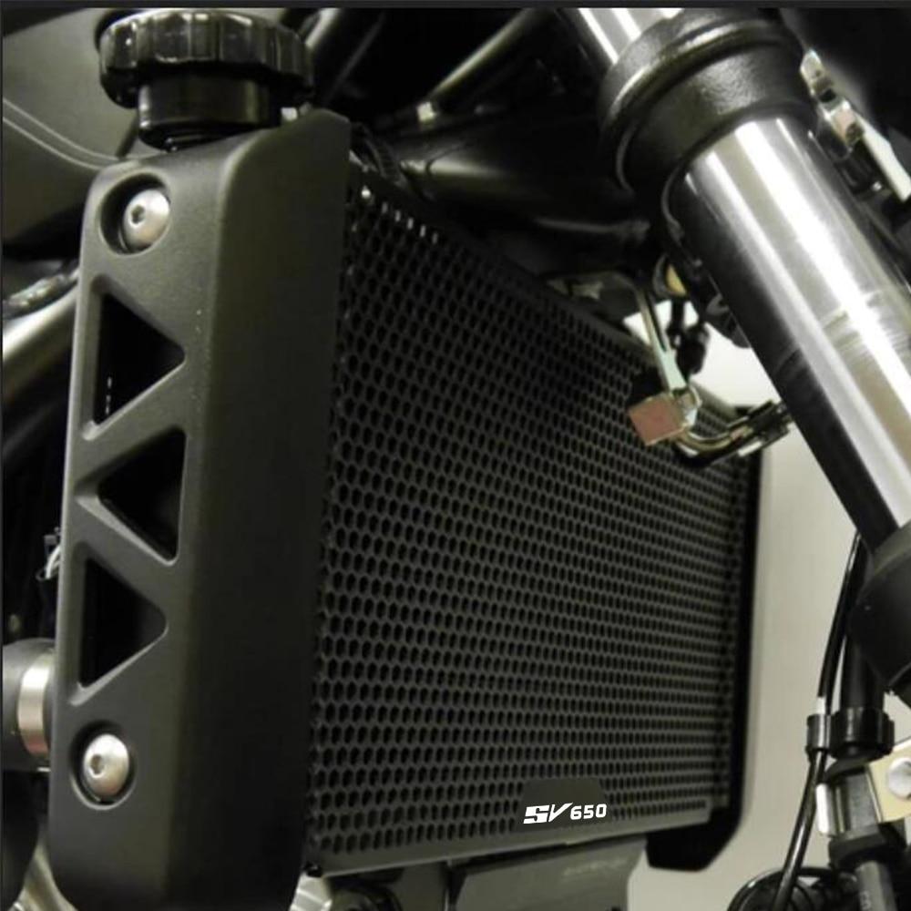 Алюминиевая решетка радиатора для Мотоцикла Suzuki SV 650 SV650 SV650X 2016 2017 2018 2019 2020 Защитная крышка решетки радиатора SV650 X