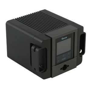 Image 4 - Station de soudure rapide desd de pistolet à Air chaud portatif de Station de reprise de TR1100 200W pour la petite réparation de puce de carte PCB
