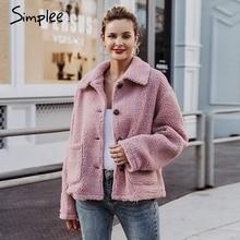 casaco elegante longa feminino