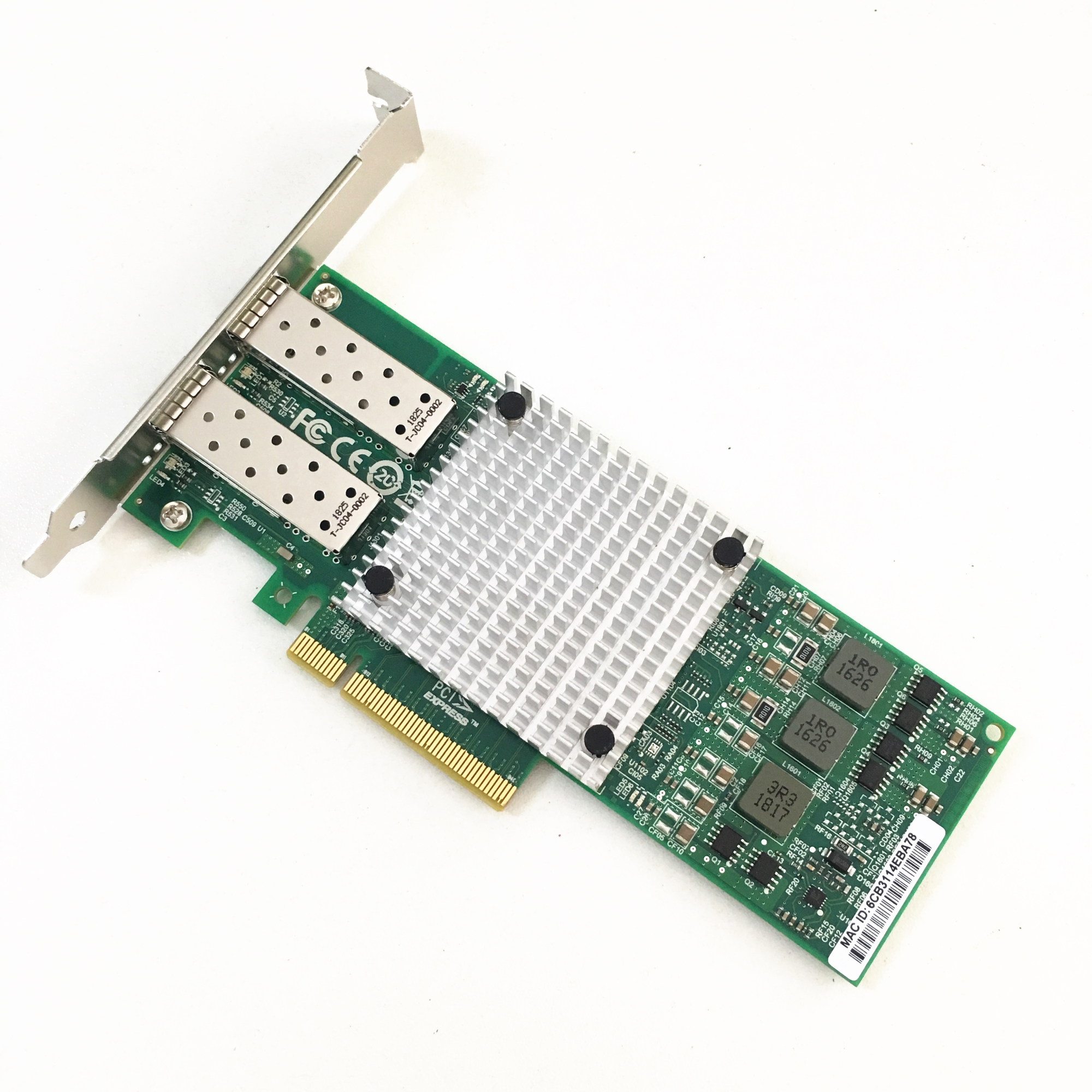 China OEM Unit BCM57810S 10GB Dual Port SFP+ PCIe X8 Ethernet Converged Network Adapter OEM