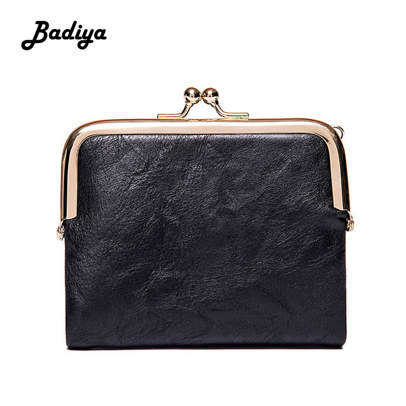 Vintage Women Wallet Multifunction Foldable Short Clutch Bag Multi-card Slots Credit Card Holder Casual Female Bifold Coin Purse