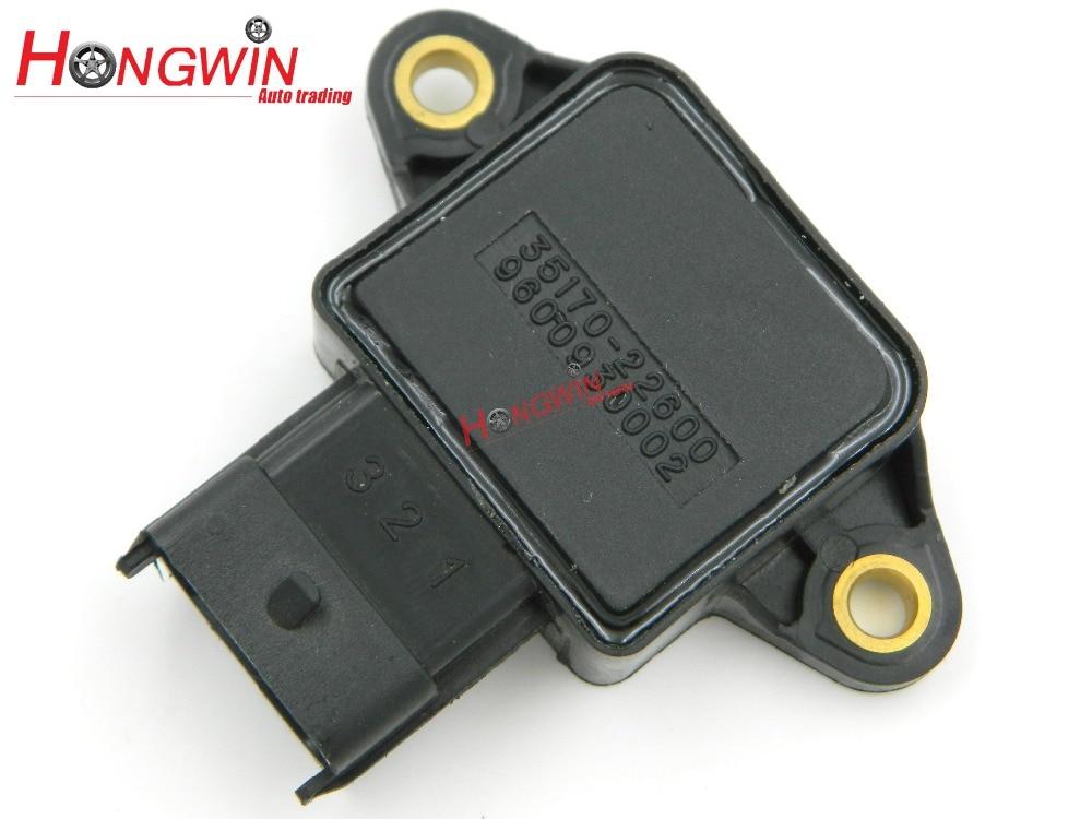 KIA HYUNDAI Fits: DODGE SAAB TPS 35170-22600 Throttle Position Sensor
