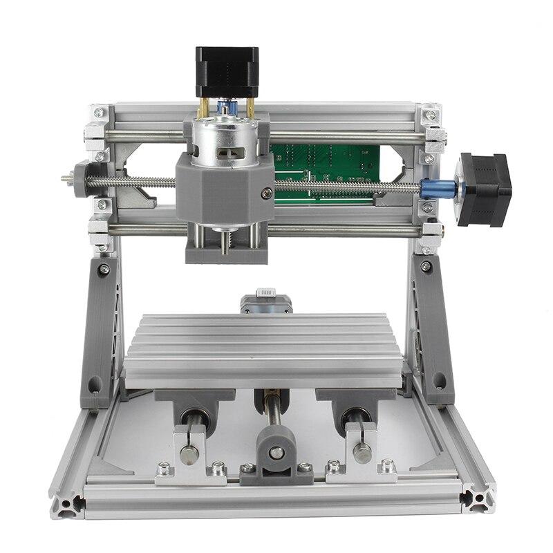 3 achsen 2418 Mini DIY Laser Gravur Maschine 24V CNC Holz Router Fräsen Maschine USB Holz PCB PVC Carving laser Graveur Drucker