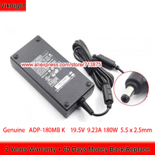Genuine Delta 19.5V 9.23A 180W ADP-180MB K AC Adapter for ACER PREDATOR G3-572 PH315-52-A76Y6T
