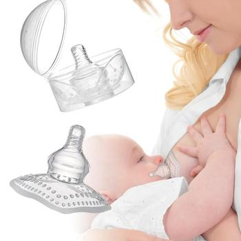 Nipple Protection Cover Pregnant Women Lactation Retraction Feeding Auxiliary Nipple Protection Cover Breastfeeding Accessories