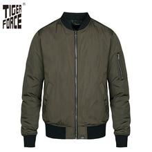 Tiger Kraft Männer Bomber Jacke männer Frühjahr Jacke Windjacke Mode Camouflage Männer Mantel Armee Militär Männlichen Oberbekleidung Plus Größe