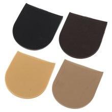 Prettyia 2x резиновая прокладка для клея на каблуках ремонтный