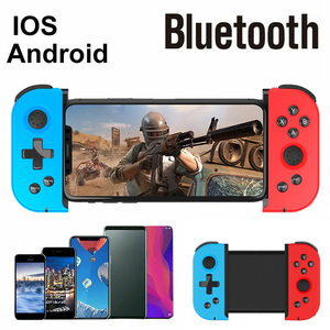 X6Pro Wireless Telescopic Bluetooth Game Controller Wireless Gamepad Joystick For PS3 Windows Android IOS Phone With USB Cable