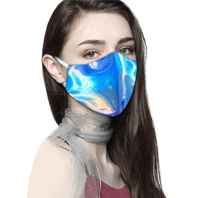 Adult Couple Printing Mask Outdoor Cycling Breathable Sports Outdoor Mask Star Wars Cotton Storage Reusable Protection Virus 4