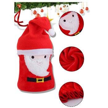 Christmas Gift Cartoon Blanket 2