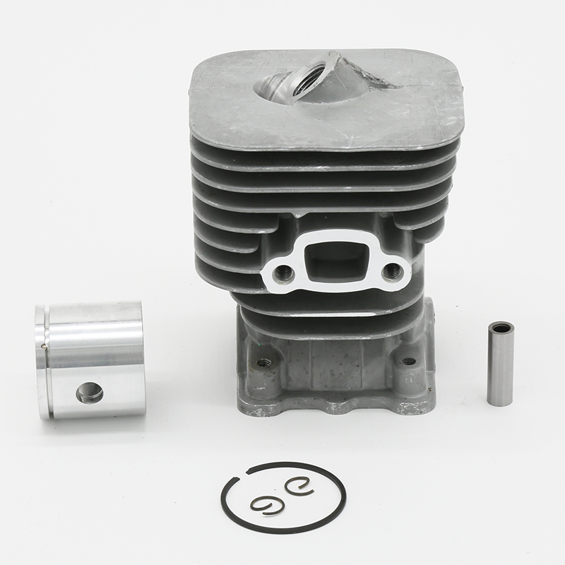 Tools : 35MM Cylinder Piston Assy Fit For HUSQVARNA 125 125L 125LD 125R 125RJ 128 128C 128L Garden Tools Trimmer Brushcutter Spare Parts