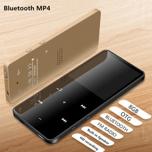 Bluetooth Mp3 Player 8gb OTG m