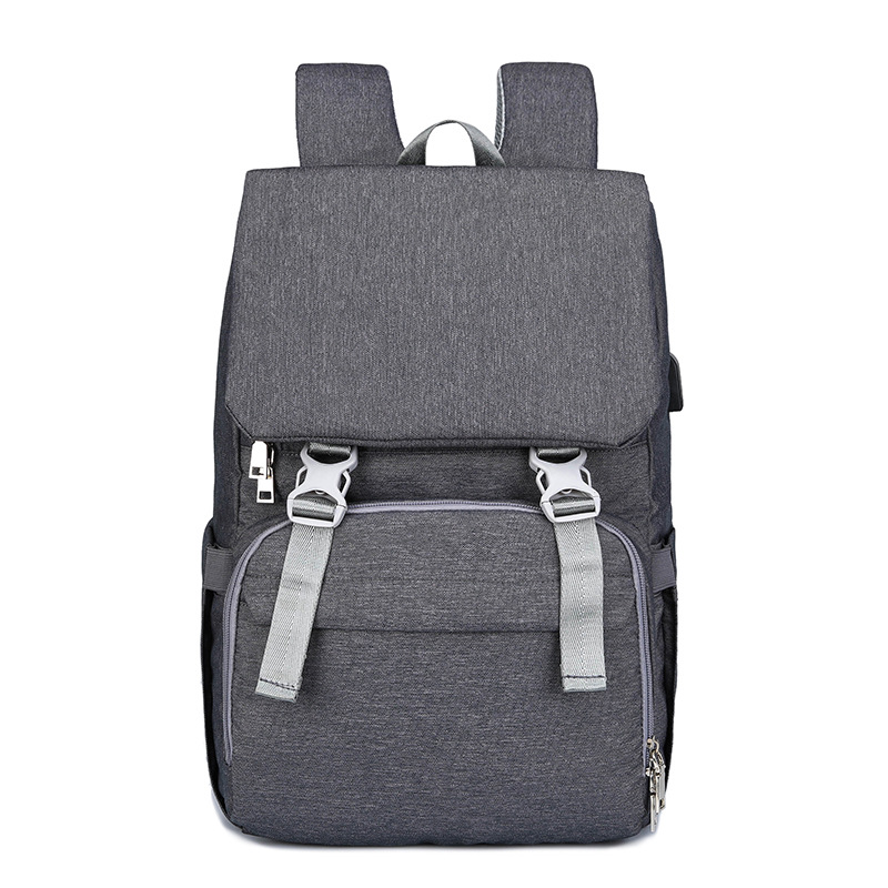 Mother Bag  Baby Diaper Bag Baby Diaper  Bag Backpack  Travel Backpack Urine Pad Portable USB Port Waterproof Universal Baby Bag
