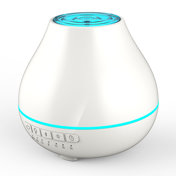 Electric Incense Burner Mute White Ultrasonic Air Humidifier Aroma Essential Incenso Bedroom Home Aroma Lamp Home Decor MM60XXL
