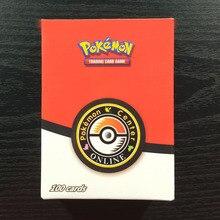 Такара Томи Покемон флэш-карты 100 GX в 50 10 20 трейнер мега коллекции сияющей карта настольная игра детская игрушка
