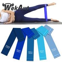 Entrenamiento de Fitness chicle gimnasio ejercicio fuerza bandas elásticas de resistencia Pilates deporte de goma Fitness azul bandas de Crossfit equipo de entrenamiento