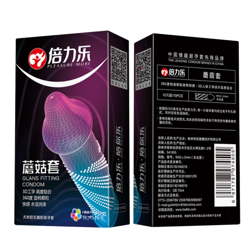 G-Spot Condom For Big Glans Spike Condoms For Men No Teat End 360 Degree Ridded Penis Sleeve Cock Sleeve Sex Product For Adults