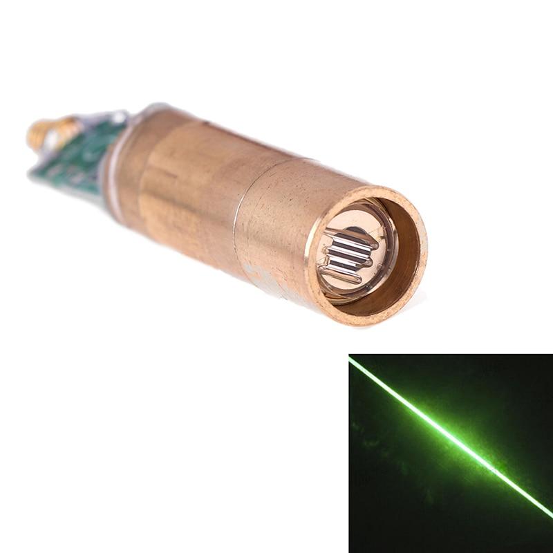 3D Scanner 532nm 30~50mW Green Laser Module Laser Diode Light 3~3.7V 0~65 C High Quality