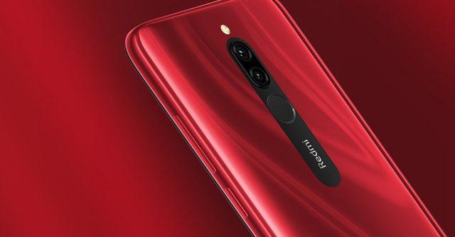 2019 Global Version Xiao Redmi 8 Smartphone 4GB RAM 64GB ROM Snapdragon 439 10W Fast Charging 5000 mah Battery Cellphone 20