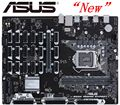 Neue ASUS B250 BERGBAU EXPERTE DDR4 LGA 1151 19 grafikkarte 32GB B250 Desktop motherboard|Motherboards|Computer und Büro -