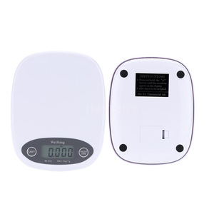 Image 2 - 7kg/3kg 0.1/1g Mini Kitchen Scale 3 Style High Precision LCD Digital Display Scale Gram Weighing Scale for Food Jewelry Measure