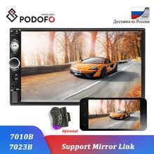 Podofo Autoradio 2 Din Auto Modellen 7