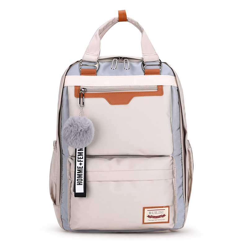 SHUJIN 2020 Women Preppy School Bags For Girls Teens Backpack Female Oxford Travel Bags Girls Large Capacity Backpack Mochilas