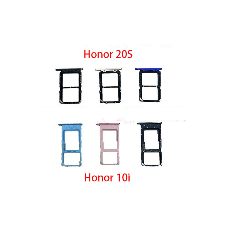 For Huawei Honor 10i Honor 20S Sim Card Slot Mobile Phone Sim Card Holder