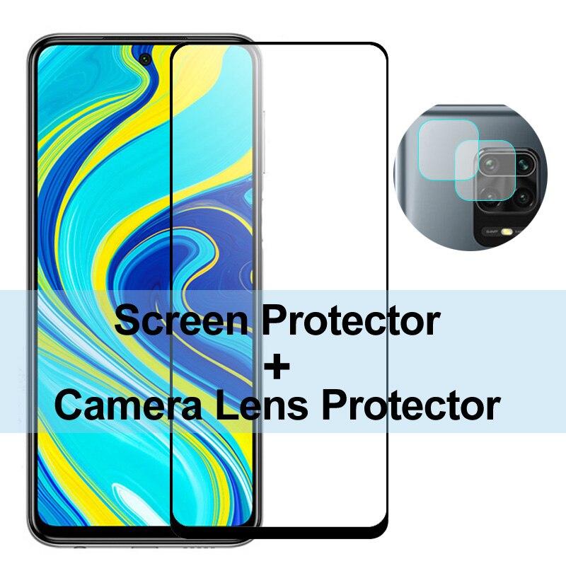 Screen Protector For Xiaomi Redmi Note 9S 8 9 Pro Max 8T 7 Tempered Glass Protective Camera Phone Film For Xiaomi Redmi 8A 7 7A
