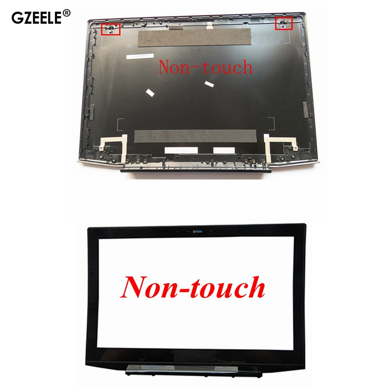 GZEELE New FOR Lenovo Y50 Y50-70 Lcd Rear Lid Top Case Back Cover 15.6