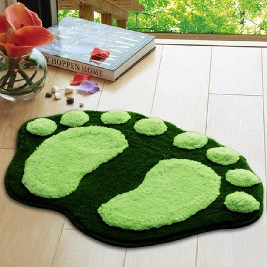 10Soft Feet Memory Foam Bath Bathroom Bedroom Floor Shower Mat Carpet Rug Levert Dropship Mar6