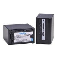 2Pc 7800mAH VW VBD78 VBD78 AG VBR89 Battery for Panasonic AJ HPX260MC,HPX265MC,PX270,PX285MC,PX298,AG FC100,HC X1000 VBD58 VBD29