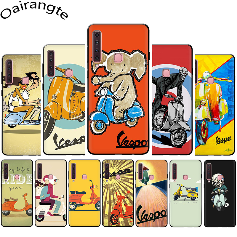 Or you take a note model soft phone case for Samsung Galaxy A3 A5 A6 Plus A7 A8 A9 A10 A30 A40 A50 A70 J6