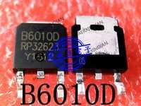 1 pieza, nuevo, Original, B6010D TO-252 N, 60V, en Stock, imagen Real