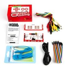 Hot Alligator Clip Jumper Wire Standard Controller Board DIY Creative Keyboard Kit Basic Version Educational Steam Kit