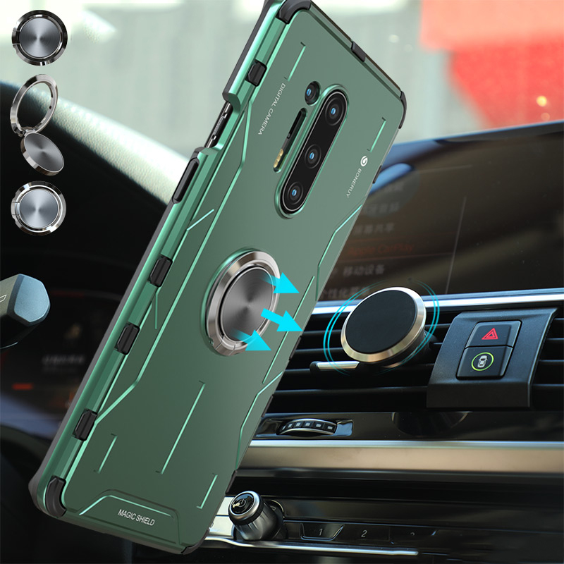 Shockproof Metal Case For Oneplus 8 Pro Armor Anti-Fall Aluminum Protective Anti-Scratch Back Cover For Oneplus 8 Pro Case